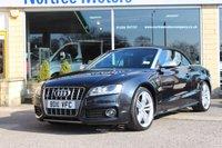 2010 AUDI A5 3.0 S5 TFSI QUATTRO 2d 329 BHP £12671.00