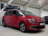 USED 2018 18 CITROEN C4 GRAND PICASSO 1.6 BLUEHDI FEEL S/S 5d 118 BHP