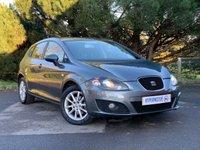 2012 SEAT LEON 1.6 CR TDI SE COPA DSG 5d AUTO £6495.00