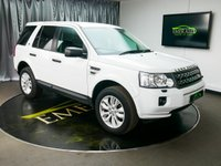 USED 2012 62 LAND ROVER FREELANDER 2.2 TD4 GS 5d 150 BHP £0 DEPOSIT FINANCE AVAILABLE, AIR CONDITIONING, ALPINE SOUND SYSTEM, AUX INPUT, BLUETOOTH CONNECTIVITY, CLIMATE CONTROL, CRUISE CONTROL, DAB RADIO, DAYTIME RUNNIG LIGHTS, PARKING SENSORS, START/STOP SYSTEM, STEERING WHEEL CONTROLS, TERRAIN RESPONSE, TRIP COMPUTER