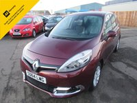 USED 2014 64 RENAULT GRAND SCENIC 1.5 DYNAMIQUE TOMTOM ENERGY DCI S/S 5d 110 BHP