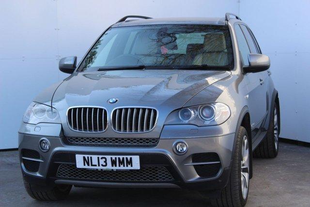 2013 13 BMW X5 3.0 XDRIVE40D SE 5d 302 BHP
