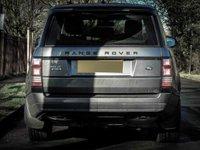 USED 2015 15 LAND ROVER RANGE ROVER 4.4 SDV8 VOGUE 5d AUTO 339 BHP