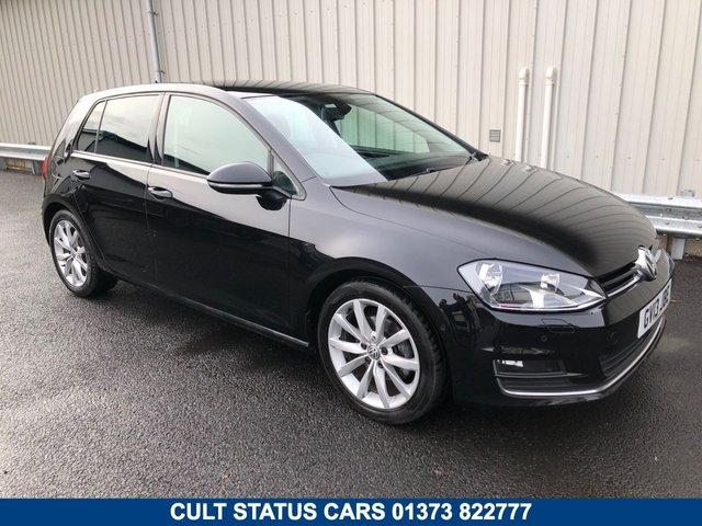 2013 13 VOLKSWAGEN GOLF 1.4 GT TSI BLUEMOTION TECH DSG AUTO 138 BHP PETROL
