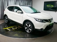 USED 2016 65 NISSAN QASHQAI 1.2 N-TEC PLUS DIG-T 5d 113 BHP £0 DEPOSIT FINANCE AVAILABLE, AIR CONDITIONING, AUX INPUT, BLUETOOTH CONNECTIVITY, CLIMATE CONTROL, CRUISE CONTROL, DAB RADIO, DAYTIME RUNNING LIGHTS, ELECTRONIC PARKING BRAKE, KEYLESS START, LANE DEPARTURE WARNING SYSTEM, PANORAMIC ROOF, PARKING SENSORS, STEERING WHEEL CONTROLS, TRIP COMPUTER, USB CONNECTION