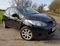 USED 2008 57 MAZDA MAZDA 2 1.3 TS2 5d + 2 FORMER KEEPERS + ALLOYS + HISTORY