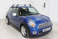 2008 MINI HATCH COOPER 1.6 COOPER D 3d 108 BHP £3695.00