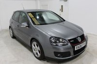 USED 2008 08 VOLKSWAGEN GOLF 2.0 GTI 5d 197 BHP