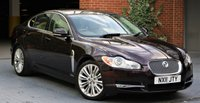 2011 JAGUAR XF 3.0 V6 PREMIUM LUXURY 4d AUTO 240 BHP £SOLD