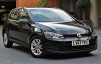 2013 VOLKSWAGEN GOLF 1.6 SE TDI BLUEMOTION TECHNOLOGY DSG 5d AUTO 103 BHP £6990.00