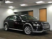 USED 2014 14 AUDI A4 ALLROAD 2.0 ALLROAD TFSI QUATTRO 5d AUTO 222 BHP +++RARE PETROL 4 WHEEL DRIVE+++JUST ARRIVED