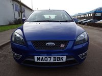 USED 2007 07 FORD FOCUS 2.5 ST-2 5d 225 BHP PART EXCHANGE AVAILABLE / ALL CARDS / FINANCE AVAILABLE