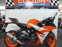 2018 KTM RC 125 125cc 15 BHP £2995.00