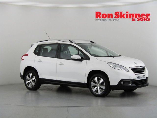 View our 2016 65 PEUGEOT 2008 1.6 BLUE HDI S/S ACTIVE 5d 100 BHP