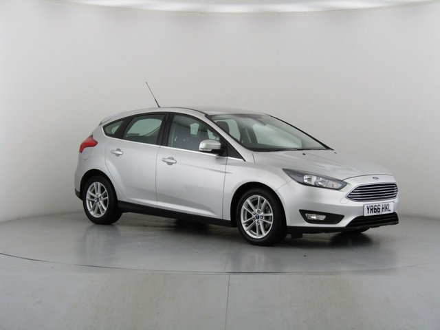 View our 2016 66 FORD FOCUS 1.5 ZETEC TDCI 5d 118 BHP