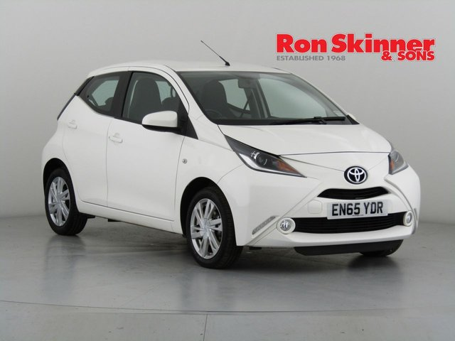 View our 2016 65 TOYOTA AYGO 1.0 VVT-I X-PRESSION 5d 69 BHP