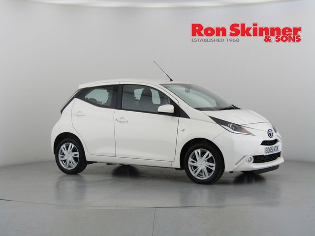 View our 2015 65 TOYOTA AYGO 1.0 VVT-I X-PRESSION 5d 69 BHP