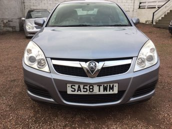2008 VAUXHALL VECTRA 1.9 CDTi Exclusiv 5dr £1495.00