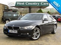 USED 2012 62 BMW 3 SERIES 2.0 320I SPORT 4d AUTO 181 BHP Well Equipped Executive Saloon