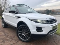 USED 2013 05 LAND ROVER RANGE ROVER EVOQUE 2.2 TD4 PURE TECH 5d 150 BHP ** FULL SERVICE HISTORY **