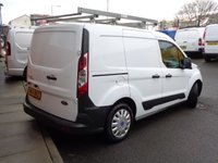 USED 2014 14 FORD TRANSIT CONNECT 1.6 220 DCB 1d 94 BHP