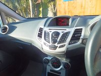 USED 2010 60 FORD FIESTA 1.6 TITANIUM TDCI 5d 94 BHP VERY CLEAN CAR, FSH X 9 STAMPS