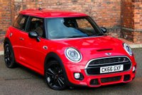 USED 2016 66 MINI HATCH COOPER 2.0 Cooper S Works 210 (Tech) (s/s) 3dr **NOW SOLD**