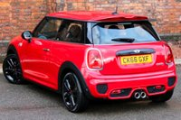 USED 2016 66 MINI HATCH COOPER 2.0 Cooper S Works 210 (Tech) (s/s) 3dr SATNAV-HEATED LEATHER-JCW AERO
