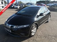 USED 2010 59 HONDA CIVIC 1.3 I-VTEC SE-T 5d 98 BHP NO DEPOSIT AVAILABLE, DRIVE AWAY TODAY!!