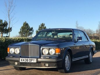View our BENTLEY BROOKLANDS