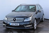 2012 MERCEDES-BENZ C CLASS 2.1 C220 CDI BLUEEFFICIENCY SPORT 5d AUTO 168 BHP £10450.00