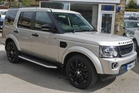 2014 LAND ROVER DISCOVERY 4 3.0 SDV6 HSE 5d AUTO 255 BHP £24790.00