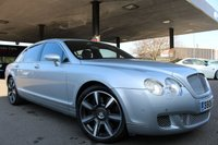 USED 2006 06 BENTLEY CONTINENTAL FLYING SPUR 6.0 FLYING SPUR 5 SEATS 4d AUTO 550 BHP