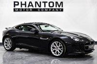USED 2014 64 JAGUAR F-TYPE 3.0 V6 2d AUTO 340 BHP