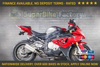 USED 2010 10 BMW S1000RR - NATIONWIDE DELIVERY, USED MOTORBIKE. GOOD & BAD CREDIT ACCEPTED, OVER 600+ BIKES IN STOCK