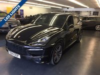 USED 2014 14 PORSCHE CAYENNE 4.8 V8 GTS TIPTRONIC S 5d AUTO 420 BHP BIG BIG SPEC, OVER £22,000 WORTH OF EXTRAS INC REAR ENTERTAINMENT, 1 OWNER , FULL MAIN DEALER SERVICE HISTORY