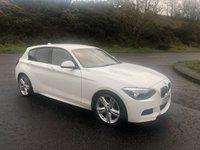 USED 2012 BMW 1 SERIES 2.0 118D M SPORT 5d 141 BHP