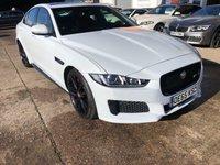 2015 JAGUAR XE 3.0 S 4d AUTO 335 BHP £23950.00