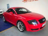 2003 AUDI TT 1.8 QUATTRO 3d 177 BHP £3495.00