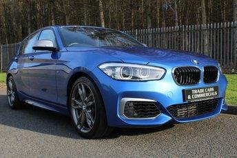 2017 BMW 1 SERIES 3.0 M140I 5d 340 BHP £20500.00