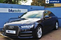 USED 2015 64 AUDI A6 2.0 TDI ULTRA S LINE 4d AUTO 188 BHP Full Audi Service History, Full Leather Interior, Heated Seats, Satellite Navigation, S-Line Ultra Specification, Dual Climate Control, Cruise Control