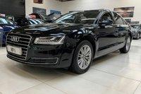 USED 2015 65 AUDI A8 3.0 TDI QUATTRO SE EXECUTIVE 4d AUTO 258 BHP