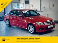 USED 2007 MERCEDES-BENZ C-CLASS 2.1 C220 CDI SPORT 4d 168 BHP BLUETOOTH-SERVICED REGULARLY