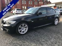 USED 2010 60 BMW 3 SERIES 2.0 320d M Sport 4dr Superb Car Throughout