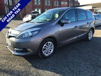 USED 2014 64 RENAULT GRAND SCENIC 1.5 dCi ENERGY Dynamique TomTom Bose+ Pack (s/s) 5dr 7 Seats £20 Road Tax