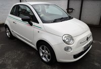 2009 FIAT 500 1.2 POP 3d 69 BHP £3150.00