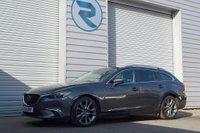 2015 MAZDA 6 2.2 D SPORT NAV 5d 148 BHP £8750.00