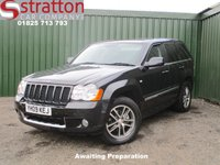 2009 JEEP GRAND CHEROKEE 3.0 S LIMITED CRD V6 5d AUTO 215 BHP £SOLD