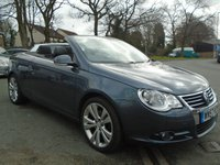USED 2007 57 VOLKSWAGEN EOS 2.0 SPORT TDI 2d 138 BHP GREAT VALUE PX TO CLEAR