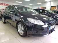 2013 FORD FOCUS 1.6 EDGE TDCI 115 5d+BLACK+LOW INSURANCE+£20 YEAR TAX+ £4400.00